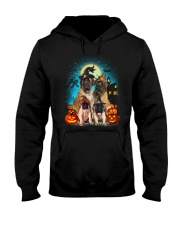 Gaea - English Mastiff Halloween - 1608 - 38 Hooded Sweatshirt thumbnail