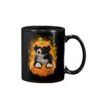 NYX - Border Collie Pumpkin Halloween - 39 Mug thumbnail