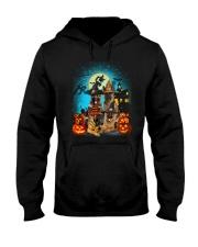 Gaea- German Shepherd Halloween-1508-22 Hooded Sweatshirt thumbnail