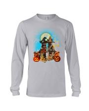 Gaea- German Shepherd Halloween-1508-22 Long Sleeve Tee thumbnail