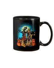 Gaea- German Shepherd Halloween-1508-22 Mug thumbnail