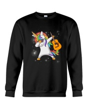 Unicorn Guitar 2604 Crewneck Sweatshirt thumbnail