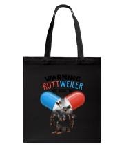 GAEA - Rottweiler Addictive 1804 Tote Bag thumbnail