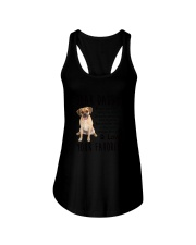 Puggle Daddy Favorite 2105 Ladies Flowy Tank thumbnail