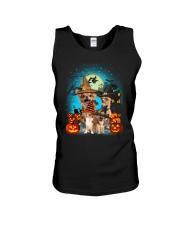 Gaea- Chihuahua Halloween- 1508- 10 Unisex Tank thumbnail