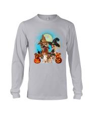 Gaea- Chihuahua Halloween- 1508- 10 Long Sleeve Tee thumbnail