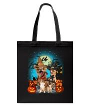 Gaea- Chihuahua Halloween- 1508- 10 Tote Bag thumbnail