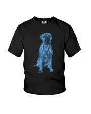 Bullmastiff Bling 1203 Youth T-Shirt thumbnail