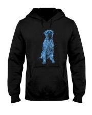 Bullmastiff Bling 1203 Hooded Sweatshirt thumbnail