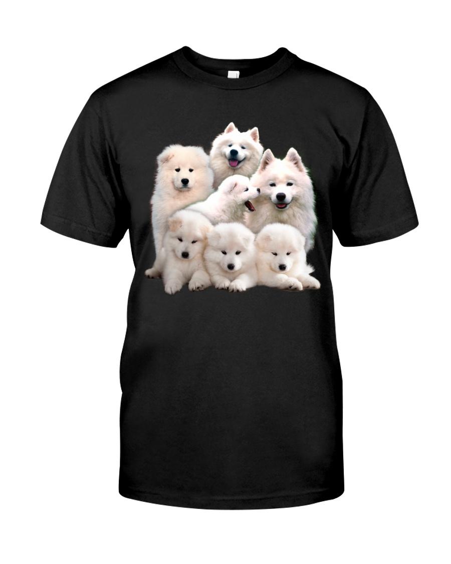 Samoyed Five Classic T-Shirt