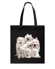Samoyed Five Tote Bag thumbnail