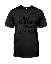 Guitar Kinda Mom 2304 Classic T-Shirt thumbnail
