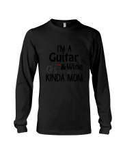 Guitar Kinda Mom 2304 Long Sleeve Tee thumbnail