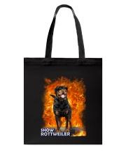Rottweiler Show 1306 Tote Bag thumbnail
