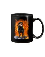 Rottweiler Show 1306 Mug thumbnail