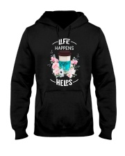 Coffee Helps 2905 Hooded Sweatshirt thumbnail