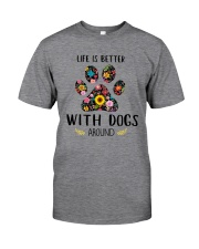 GAEA - Dogs Around 1704 Classic T-Shirt front