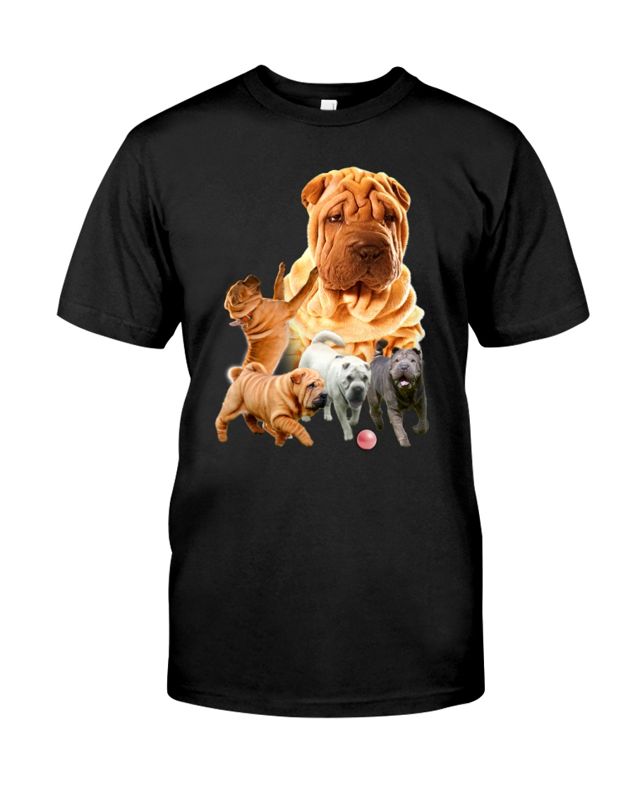GAEA - Shar Pei Running 1603 Classic T-Shirt