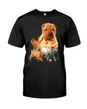 GAEA - Shar Pei Running 1603 Classic T-Shirt front