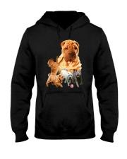GAEA - Shar Pei Running 1603 Hooded Sweatshirt thumbnail