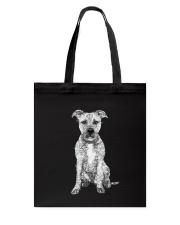 American Pit Bull Terrier Bling - 0903 Tote Bag thumbnail