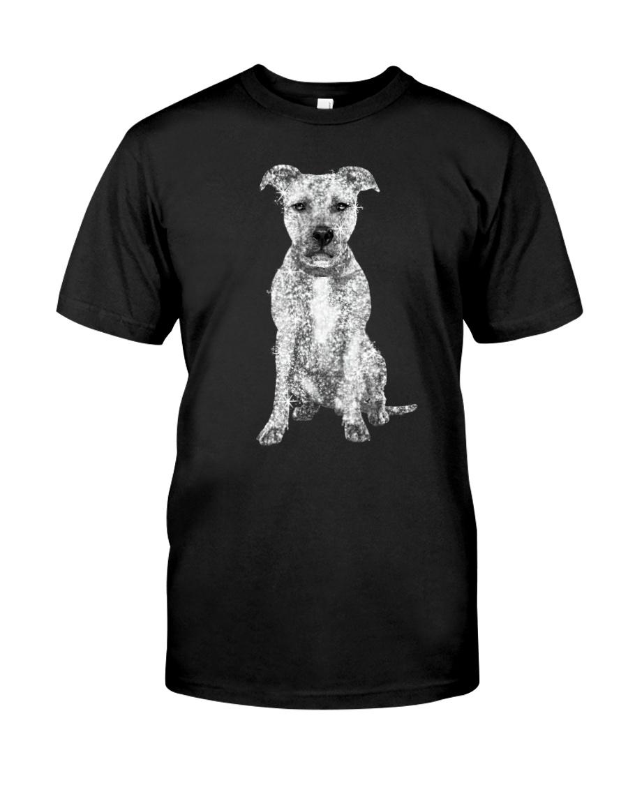 American Pit Bull Terrier Bling - 0903 Classic T-Shirt