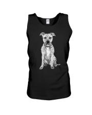 American Pit Bull Terrier Bling - 0903 Unisex Tank thumbnail