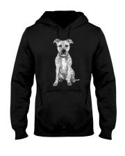 American Pit Bull Terrier Bling - 0903 Hooded Sweatshirt thumbnail