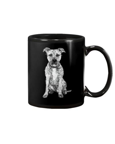 American Pit Bull Terrier Bling - 0903