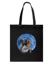 GAEA - German Shepherd Moon Bling 2703 Tote Bag thumbnail