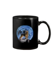 GAEA - German Shepherd Moon Bling 2703 Mug thumbnail
