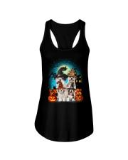 Gaea- Shih Tzu Halloween- 1508- 14 Ladies Flowy Tank thumbnail