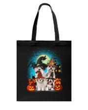 Gaea- Shih Tzu Halloween- 1508- 14 Tote Bag thumbnail