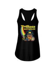 Rottweiler Wonder Ladies Flowy Tank thumbnail