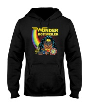 Rottweiler Wonder Hooded Sweatshirt thumbnail