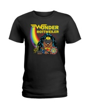 Rottweiler Wonder Ladies T-Shirt thumbnail