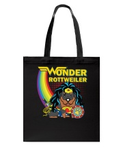 Rottweiler Wonder Tote Bag thumbnail