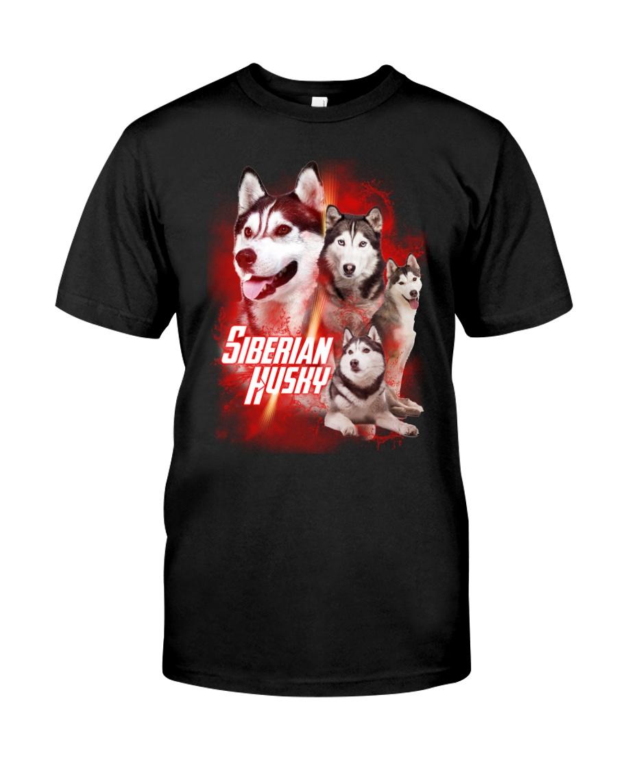 GAEA - Siberian Husky Great 0504 Classic T-Shirt
