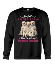 Labrador Retriever Crewneck Sweatshirt thumbnail