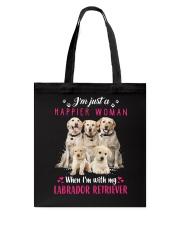 Labrador Retriever Tote Bag thumbnail