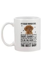 Nova Scotia Duck Tolling Retriever Human Dad 0406 Mug back