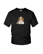 Cavalier King Charles Spaniel Human Dad 0206 Youth T-Shirt thumbnail