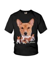 Basenji Awesome Mug Youth T-Shirt thumbnail