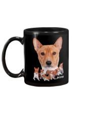 Basenji Awesome Mug Mug back