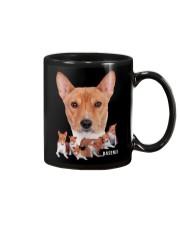 Basenji Awesome Mug Mug front