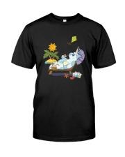 Unicorn Beach 1206 Classic T-Shirt thumbnail