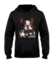 French Bulldog Awesome Hooded Sweatshirt thumbnail