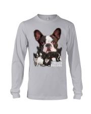 French Bulldog Awesome Long Sleeve Tee thumbnail