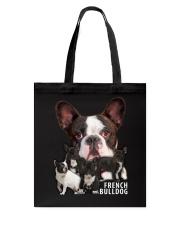 French Bulldog Awesome Tote Bag thumbnail