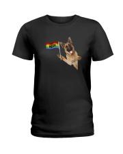 German Shepherd Pride 3105 Ladies T-Shirt thumbnail
